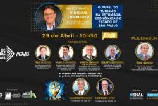 Vinicius Lummertz abordará retomada econômica de SP em fórum da ADVB