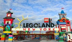 Legoland New York abrirá durante o verão norte-americano