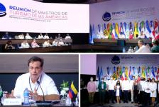 Na OMT, ministro garante 'A' retomada do turismo brasileiro pós-pandemia