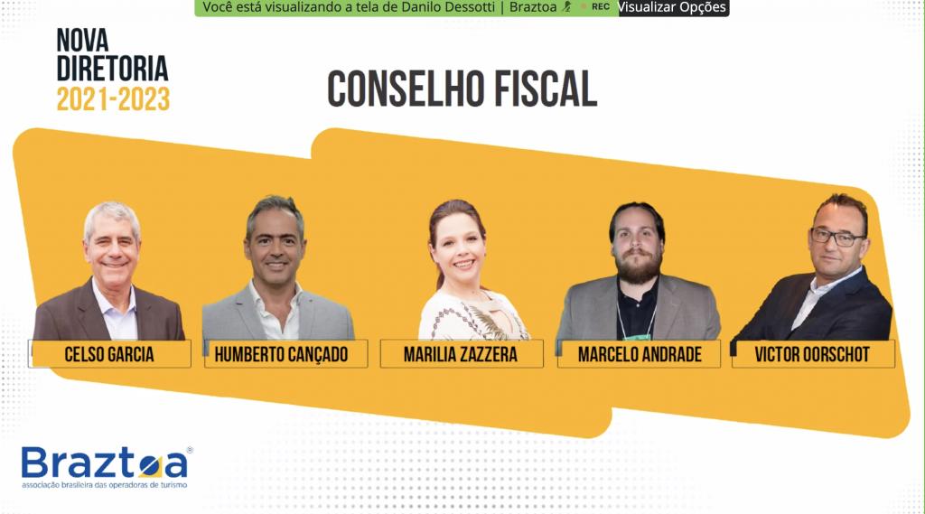Conselho Fiscal Braztoa