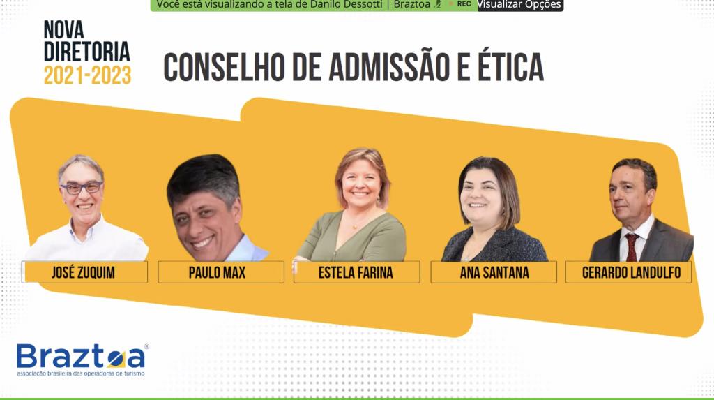 Conselho de Admissão e Ética