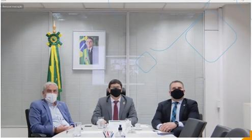 Carlos Brito, presidente da Embratur participou da abertura da BNT Mercosul