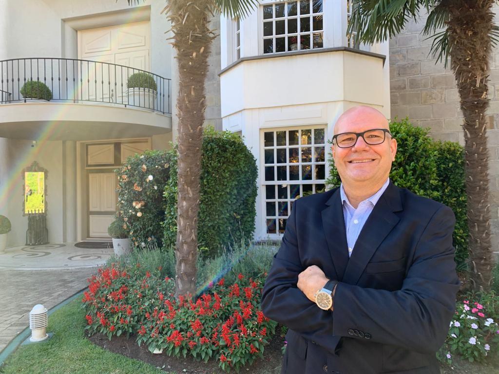 Gustavo Hahn - Regional Manager do Castelo Saint Andrews