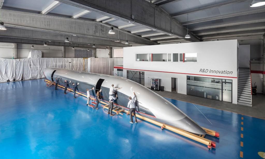 HyperloopTT-Full-Scale-Capsule-Unveil