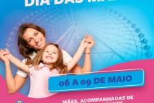 RioStar tem entrada gratuita para todas as mães até domingo (9)