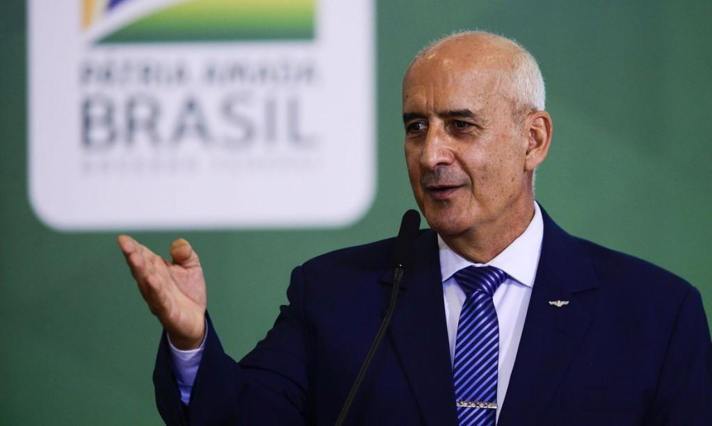 Luiz Eduardo Ramos, ministro da Casa Civil, Marcelo CamargoLuiz Eduardo Ramos, ministro da Casa Civil (Foto: Marcelo Camargo/Agência Brasil)