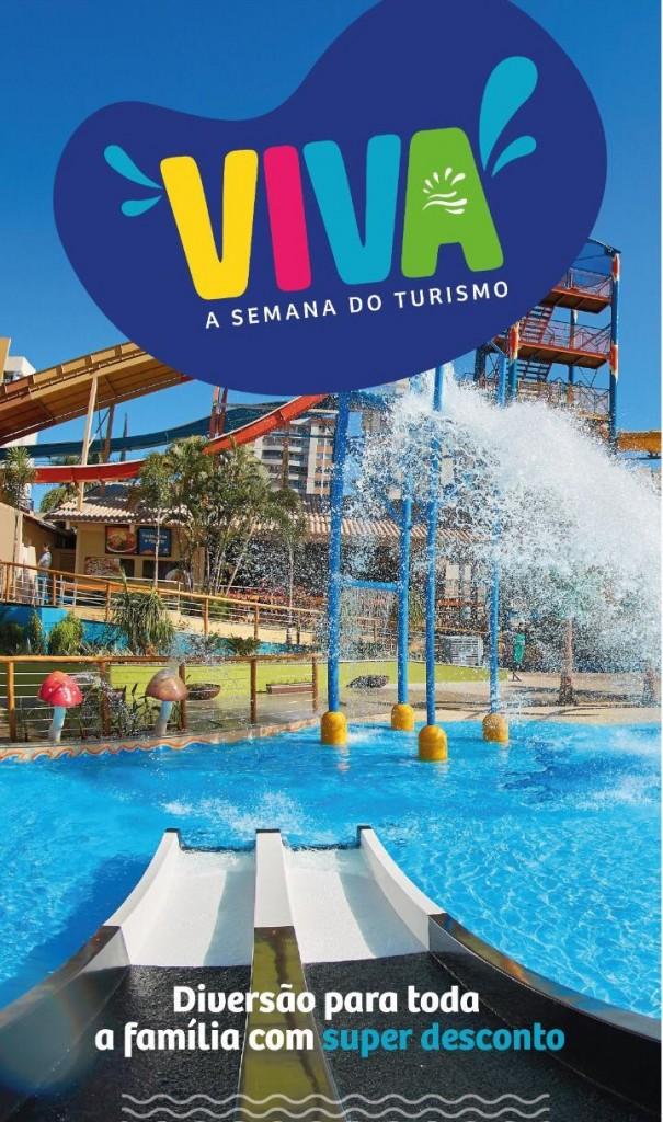 Promoção é comemoração o Dia do Turismo