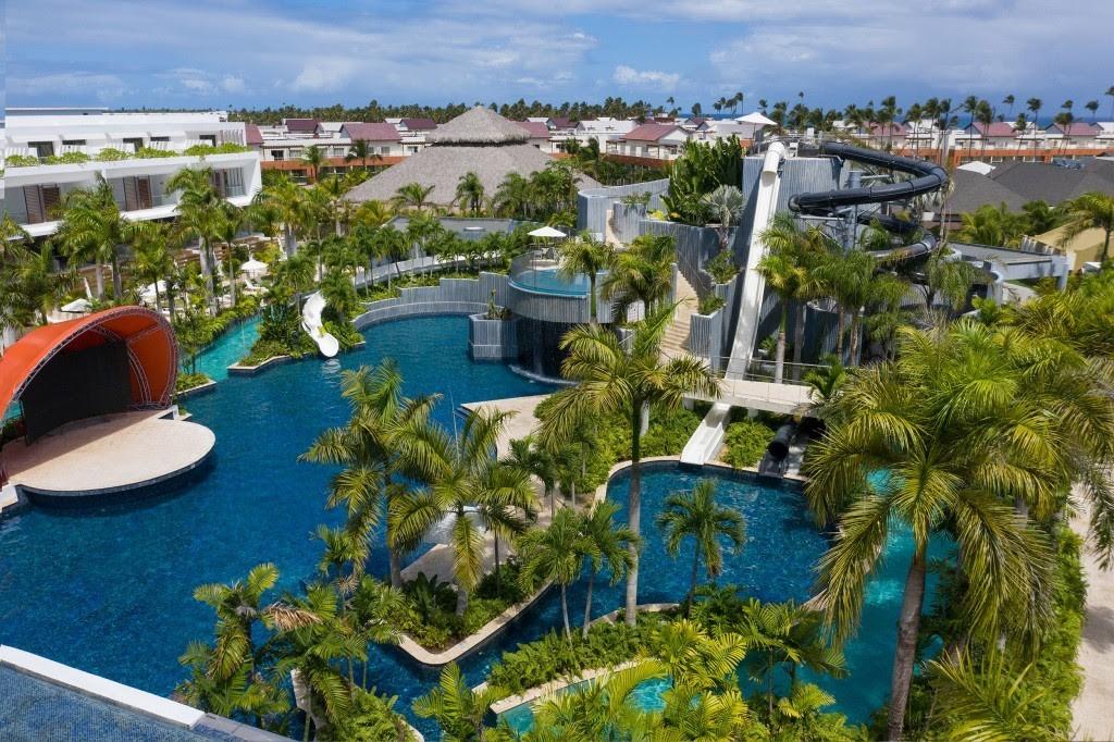 The Jungle Water Park at Dreams Onyx Punta Cana