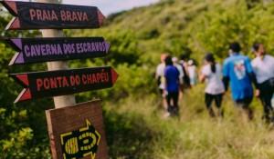 Cabo Frio (RJ) inaugura primeiro trecho de 53km de conjunto de trilhas