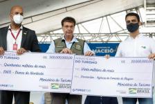 MTur oficializa repasse de R$ 20 milhões do Fungetur à Agência de Fomento de Alagoas