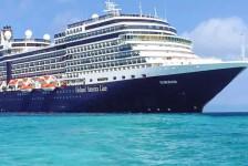 Holland America Line retoma suas operações em agosto