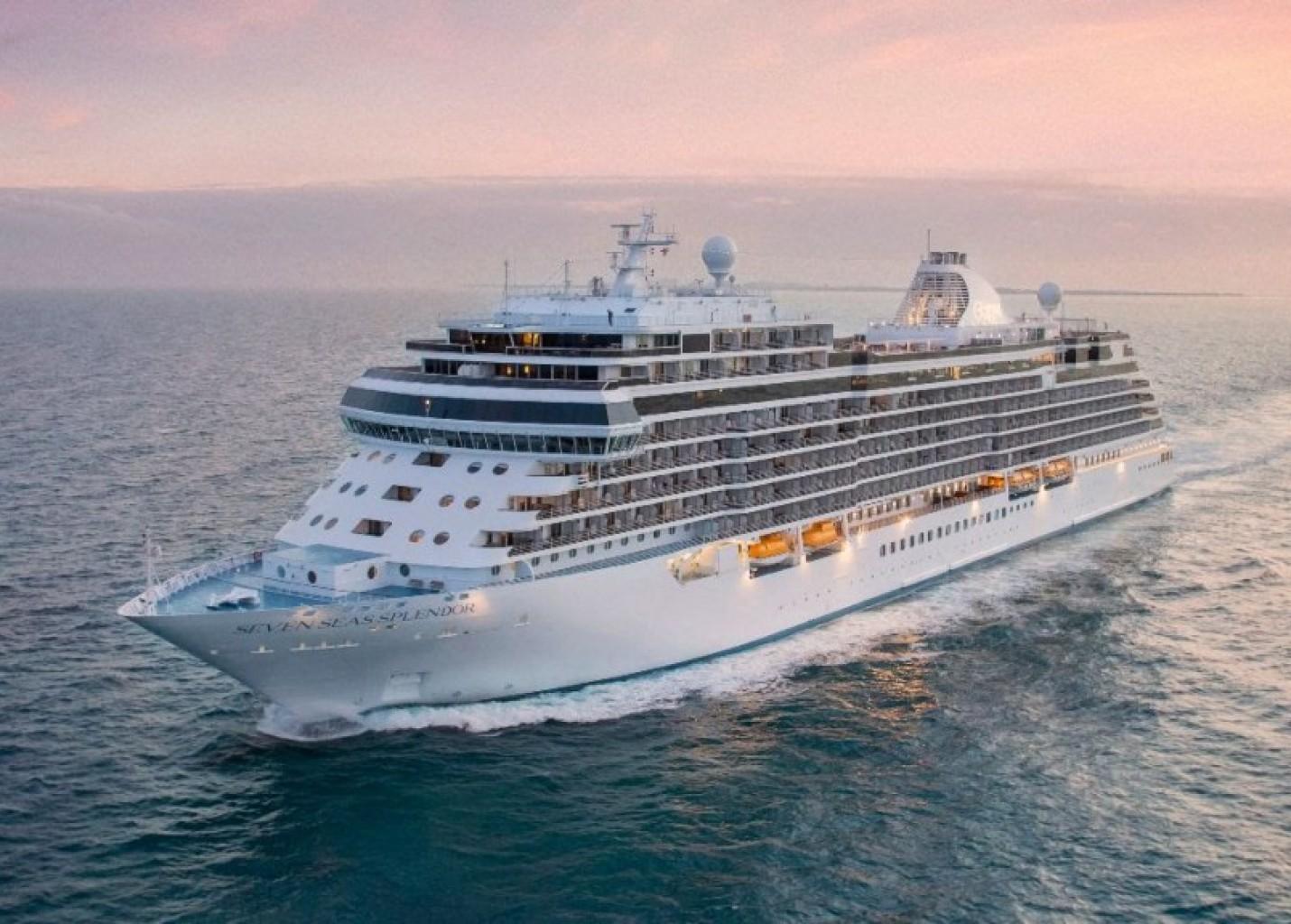 Regent Seven Seas dá vale-presente de R$ 1 mil para agentes em novas reservas