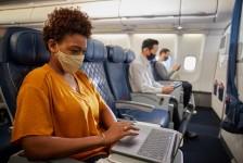 Delta começa a equipar aeronaves com novo wi-fi de alta velocidade