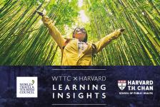 WTTC divulgam estudo focado na busca pela sustentabilidade no Turismo