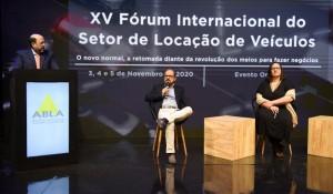 Fórum Internacional de Setor de Locação acontecerá virtualmente em outubro