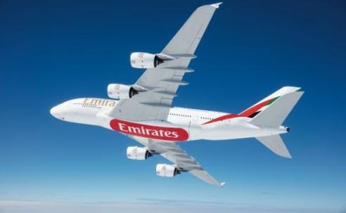 Emirates dará milha por cada minuto que turista passar em Dubai