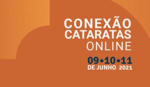 Conexão Cataratas Online tem início nesta quarta-feira (9); veja programação