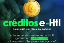 E-HTL lança campanha que gera crédito para agentes de viagens