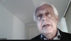 Márcio Favilla aborda impactos da pandemia e desafios da retomada em Congresso de C&VBx
