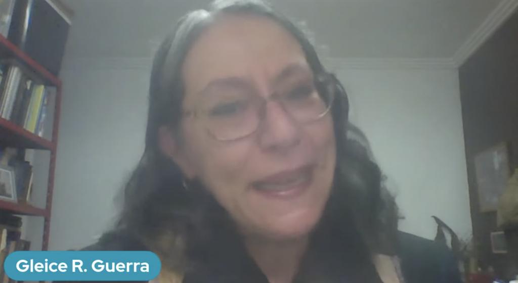 """Gleice Regina Guerra: """"Se o destino for desenvolvido de uma forma sustentável todo o setor empresarial pode se beneficiar disso"""""""
