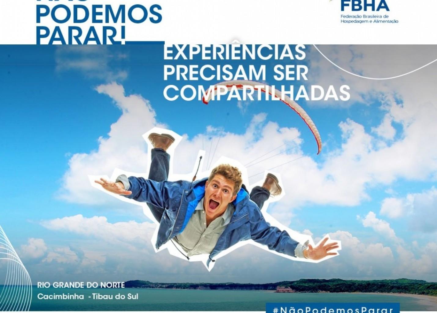 """""""Não podemos parar"""": FBHA lança campanha de apoio ao setor na retomada"""