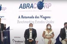 Fórum Abracorp: avanço da vacinação nos EUA significou aumento de viagens