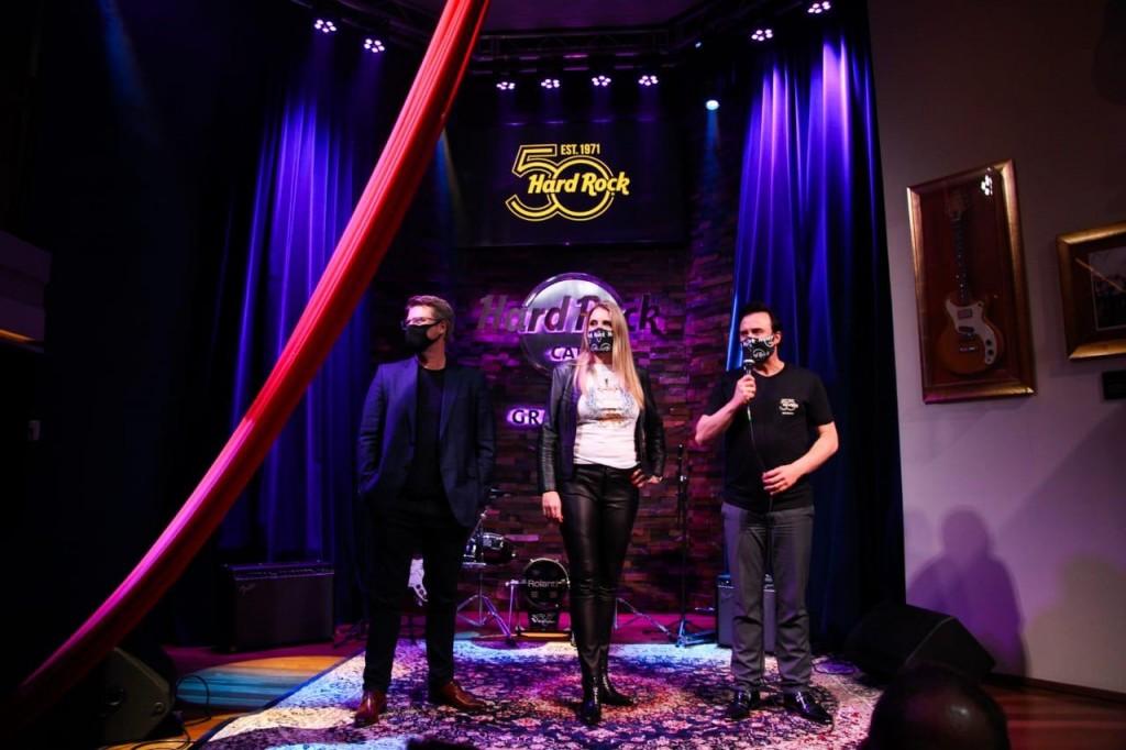 Hard Rock Cafe Gramado 50 anos (Foto Divulgação) 02