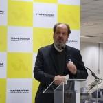 Presidente da Abear, Eduardo Sanovicz, anuncia a entrada da ITA na entidade