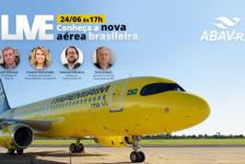 Abav-RJ realiza live sobre lançamento das operações da ITA às 17h