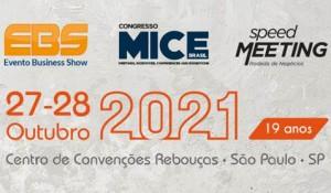 Feira EBS 2021 acontecerá nos dias 27 e 28 de outubro