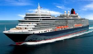 Cunard é obrigada a adiar retorno do Queen Elizabeth por casos de Covid-19