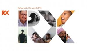 Reed Exhibitions revela nova identidade de marca e evolui para 'RX'