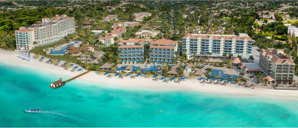 nsformado em um novo resort adicional: