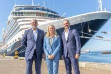 Princess e Holland America retomam cruzeiros nos EUA com celebração em Seattle