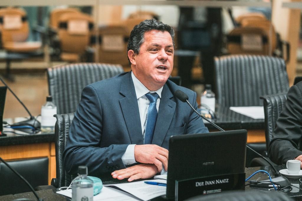 Deputado Ivan Naatz - Comissão de Turismo