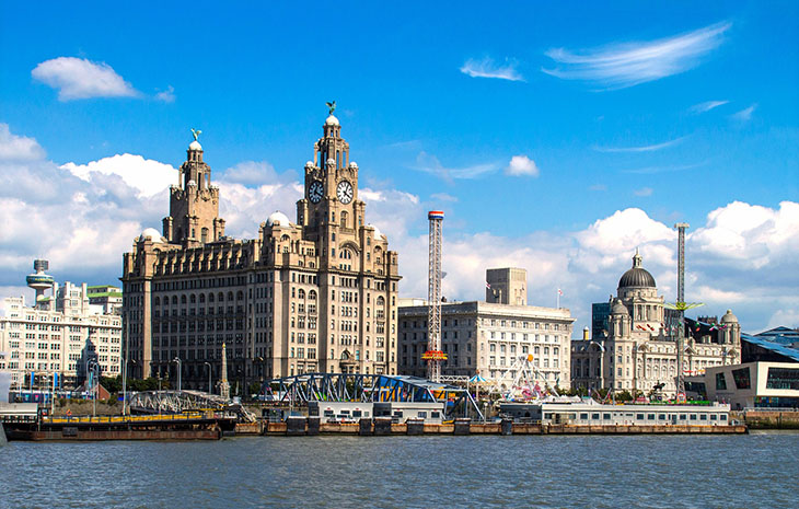 Docas de Liverpool