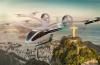Eve e Flapper vão desenvolver operações para o mercado de Mobilidade Aérea Urbana