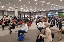 Com testagem para Covid-19, Expo Retomada recebe mais de 800 visitantes