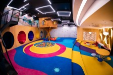 Hotel Nacional inaugura espaço kids de 200m²