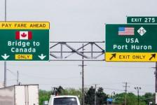 EUA estendem fechamento das fronteiras terrestres até o fim de agosto