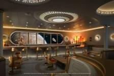 DCL revela mais detalhes dos espaços exclusivos para adultos do Disney Wish