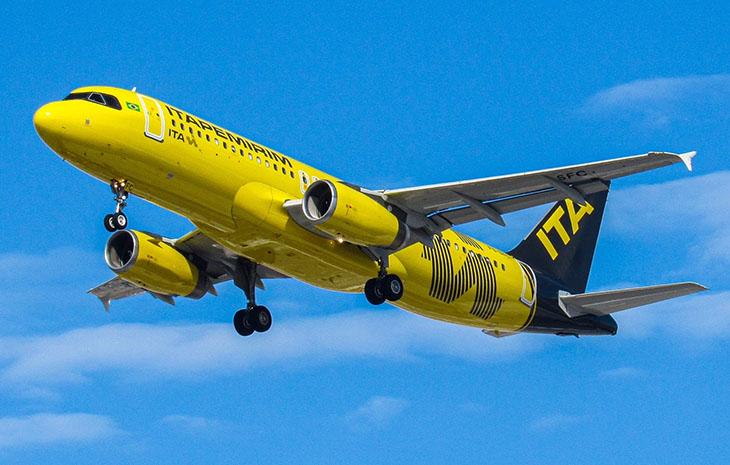 Terceira aeronave da ITA entra em operação