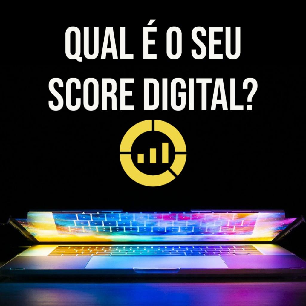 Teste desvenda o score digital da agência