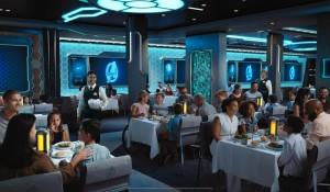 Disney Wish terá 'aventura gastronômica cinematográfica' em restaurante da Marvel
