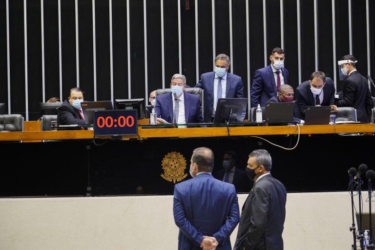 Plenário da Câmara dos Deputados. (Foto: Pablo Valadares/Câmara dos Deputados)