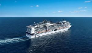MSC lança cruzeiros pelo Mar Vermelho com partidas da Arábia Saudita