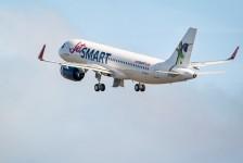 JetSMART recebe o 'Covid-19 Airline Excellence Awards' da Skytrax