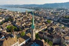 Mobility lança sugestão de roteiros na Suíça com carro híbrido