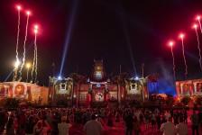Disney marca retorno de tradicionais espetáculos aos parques de Orlando