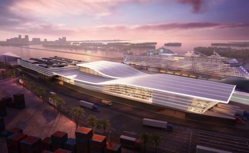 MSC Cruzeiros anuncia construção de terminal exclusivo em Miami